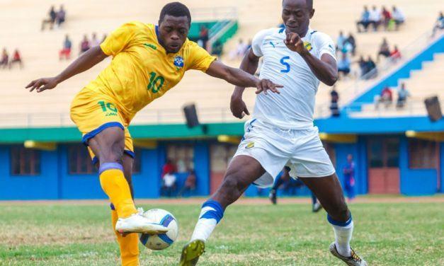 Victoire des Centrafricains sur les Rwandais 2 à 1