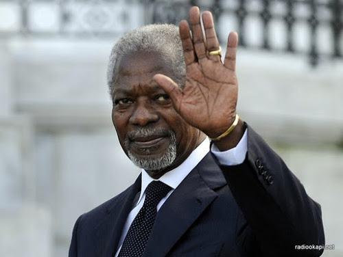 «L'avenir de la RDC est en grave danger», estiment Koffi Annan et 9 anciens présidents africains