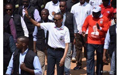 Live: Ibikorwa byo kwiyamamaza bya Paul Kagame i Nyabugogo, Bugesera na Kicukiro (Amafoto)