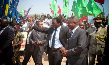 KInshasa obtient, face à l'Europe, le soutien de l'Afrique