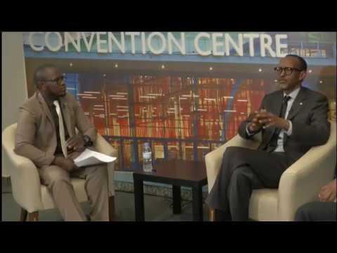 kwibora23: Interview avec le Président Paul Kagame