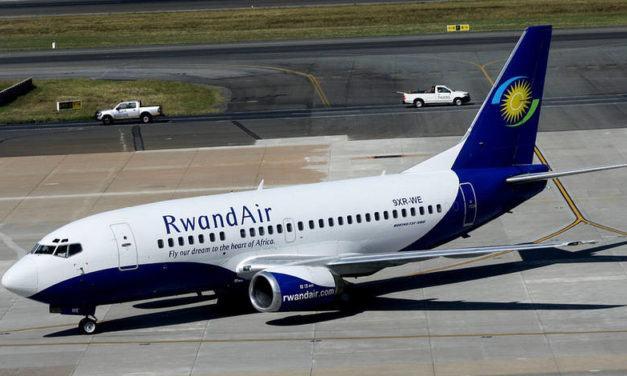 RwandAir rate son premier vol depuis Bruxelles