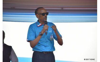 Nta rugamba rwadutera ubwoba, ibyo twanyuzemo nibyo bikomeye – Kagame