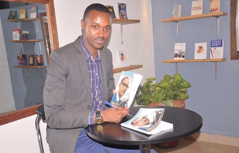 Turebe mu gitabo 'Ubutwari, kwibohora ingaruka z'ibihe by'amage mu Rwanda 1894-1994'