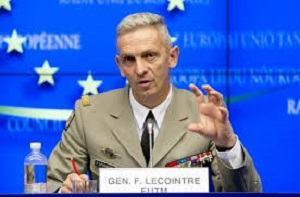FRANCE : Général François Lecointre, de l'Opération Turquoise au Chef des Armées en France
