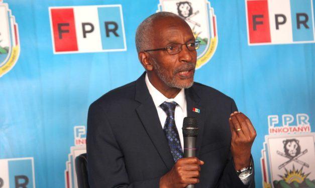 «Le FPR a Confiance en la Victoire de son Candidat» – SG François Ngarambe