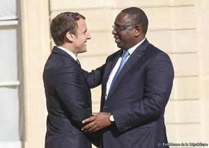 FRANÇAFRIQUE : Qui Sont les Africains d'Emmanuel Macron ?
