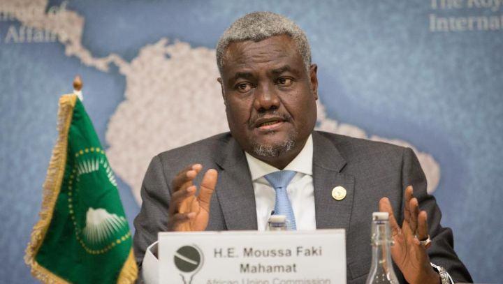 UA : Moussa Faki Mahamat fixe des priorités pour le sommet de janvier 2018 (SYNTHESE)