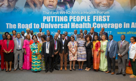 Rwanda: 1er forum de l'OMS sur la santé en Afrique