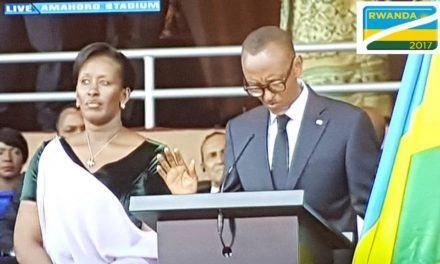 En Direct : Déroulement des cérémonies de la prestation de serment du Président Kagame