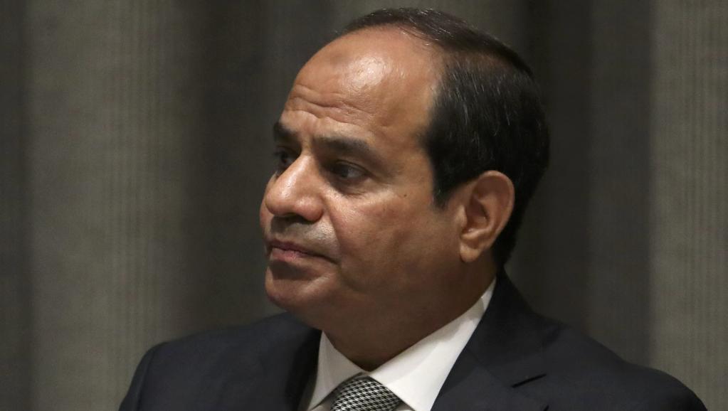 Le président égyptien al-Sissi en tournée africaine