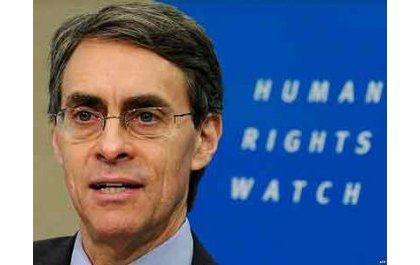 Le Directeur Exécutif de HRW publie un rapport biaisé et partial sur le Rwanda