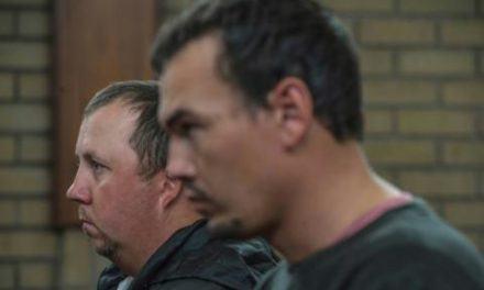 AfSud: deux Blancs coupables d'avoir tenté d'enfermer vivant un Noir dans un cercueil
