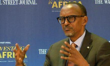 Paul Kagamé: « Notre civilisation nous donne de la créativité »