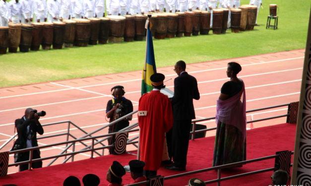 Le Rwanda ne traite personne d'ennemi- Kagame