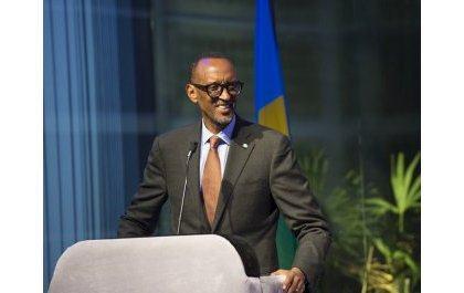 """""""Remettons nous au Travail, avec plus d'acharnement !"""" – le Président Kagame"""