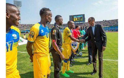 Le Rwanda pour l'organisation du mondial U 17 en 2019