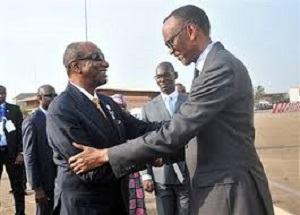KIGALI : Alpha Condé à Paul Kagamé : ''Je Dois Vous Féliciter…''