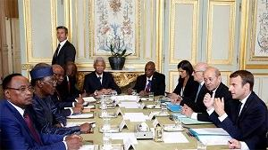 Paris: Mini-Sommet Europe/Afrique, présidé par Emmanuel Macron