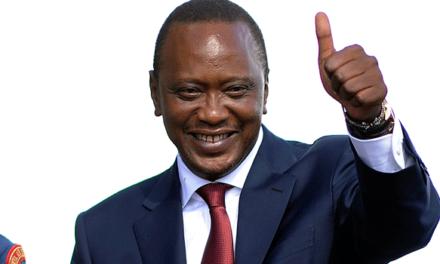 Le président kényan encourage l'opposition à saisir la justice