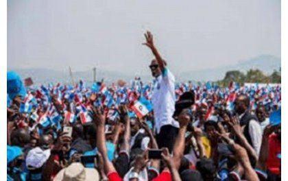 Le Belge Guery réagit aux critiques d'Amnesty International sur l'élection massive de Kagame