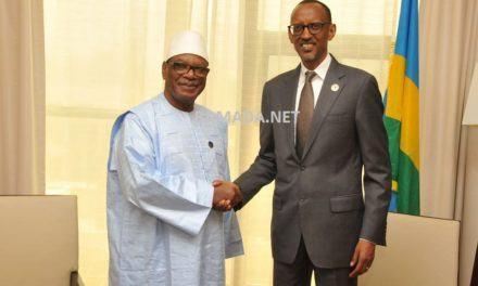 Questions à Paul Kagamé, Président du Rwanda « Je vais parler à IBK »