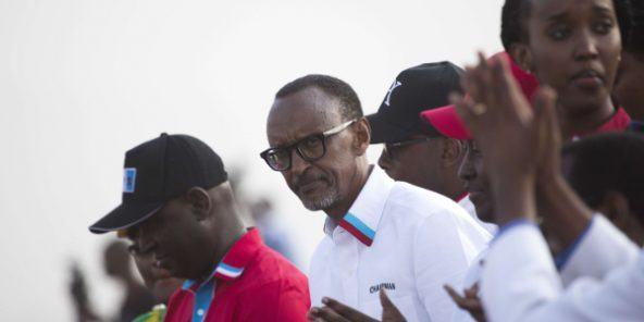 Rwanda : Paul Kagame prête serment à Kigali