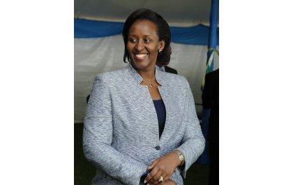 La Premiere Dame Jeannette Kagame attendue a la 72e AG de l'ONU et a l'OAFLA