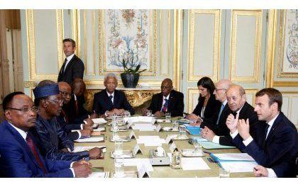 Le Président de France Emmanuel Macron pris au mot par un analyste critique africain