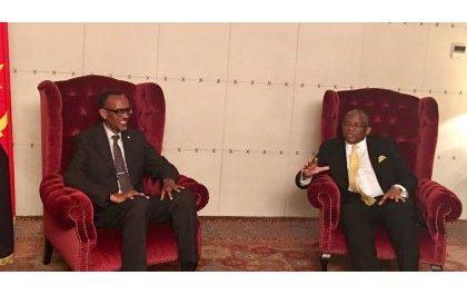 Paul Kagame invité à la prestation de serment de Joao Lourenco