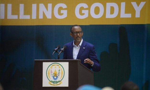 U Rwanda rwageze aho n'Imana irutinya, itangira kurugendera kure – Kagame