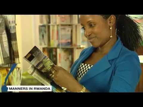 BOOK LAB: MANNERS IN RWANDA