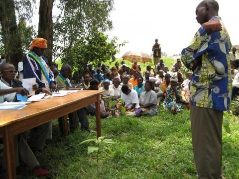 Le Rwanda numérise les archives des Gacaca pour garder en vie la mémoire du génocide