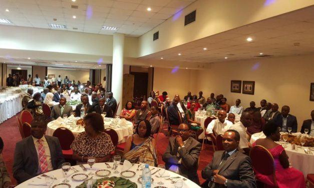 Maputo: Ambasaderi Karega yakanguriye Abanyarwanda bakiri mu buhungiro gutaha