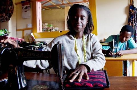 La Chine implante une usine de textile au Rwanda