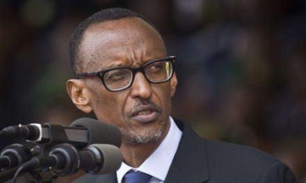 Paul Kagame, président et patron de Crystal Ventures