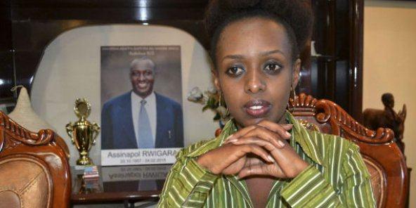Rwanda: l'opposante Diane Rwigara n'a jamais disparu, selon son avocat