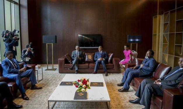 BRAZZAVILLE : Denis Sassou N'Guesso Président de la CIRGL, Déterminé à Accélerer le Règlement des Conflits