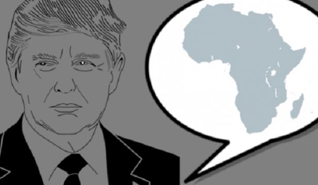 Donald Trump: « Il n'y a pas de raccourci vers la maturité, l'Afrique doit être recolonisée… »