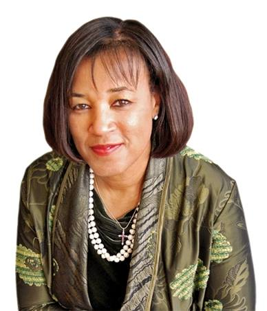 La secrétaire générale du Commonwealth, Patricia Scotland en visite au Rwanda