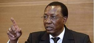 DIPLOMATIE : Tchad – USA, Idrissa Deby Dit Merde aux États-Unis en Fermant leur Ambassade