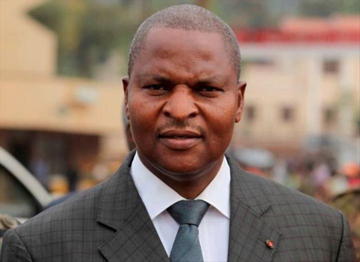Centrafrique: la solitude d'un président civil
