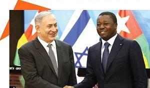 TOGO : Le Sommet Afrique-Israël Aura Lieu du 23 au 27 Octobre 2017 à Lomé