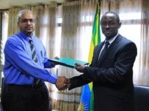 KIGALI : Signature d'un Accord sur l'Enseignement Supérieur Entre le Rwanda et Maurice