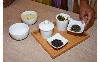 Le Thé du Rwanda se fait une place d'honneur à Paris