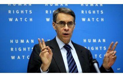 La Plénière du Parlement se penche sur le rapport mensonger de HRW