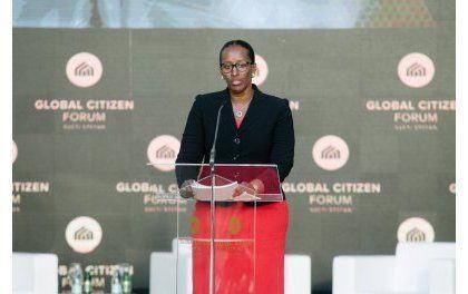 Mme Jeannette Kagame décrit le progrès considérable de l'Unité et la Réconciliation parmi les Rwandais