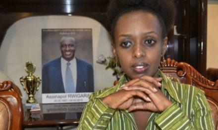 Rwanda : inculpation de l'opposante Diane Rwigara pour incitation à l'insurrection