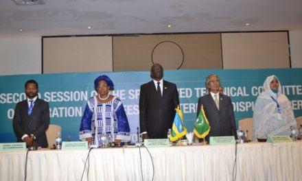 Trente-cinq Ministres africains à Kigali pour accélérer le libre mouvement des personnes sur le continent