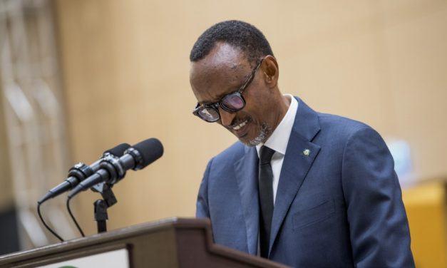 «Je suis mieux placé que vous pour ce qui est des droits de l'homme, j'ai mis ma vie en danger pour la liberté de notre peuple» – Paul Kagame